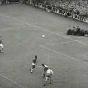 Pele scores in World Cup final at age 17.