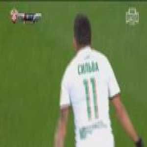 Spartak Moscow 0-2 Akhmat Grozny - Ismael Silva Lima