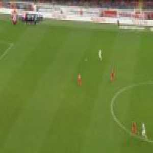 Spartak Moscow 0-3 Akhmat Grozny - Bernard Berisha