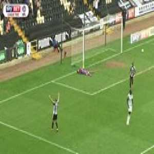 Yeovil's Tom James wins Goal of the Week for an own goal.
