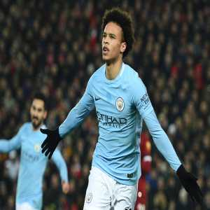 Leroy Sane is the first player to win the PFA Young Player of the Year award and the Premier league in the same season, since Cristiano Ronaldo in 2007.