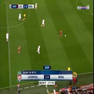 Mané Goal - Liverpool 3 vs 0 AS Roma