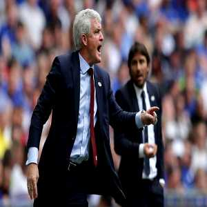Mark Hughes became only the second manager to be knocked out of the FA Cup with two different teams in the same season. Magic?