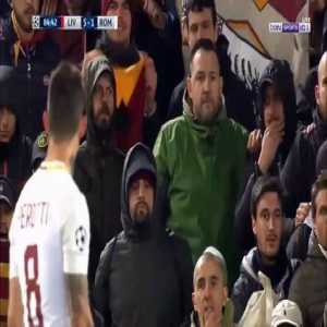 Perotti Goal - Liverpool 5 vs 2 AS Roma