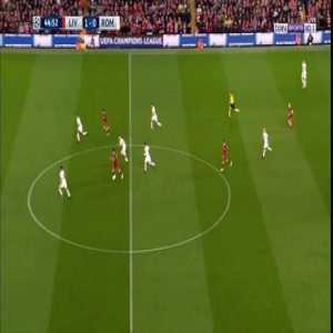 Salah Goal - Liverpool 2 vs 0 AS Roma