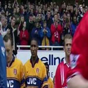 Some Premier League legends running riot for Arsenal...  OnThisDay