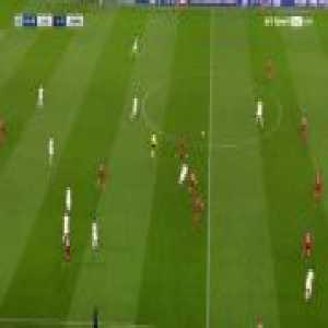 Sumptuous turn from Nainggolan vs. Liverpool
