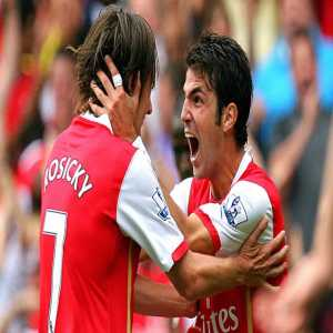 The likes of Cesc Fabregas, Pavel Nedved, Mathieu Flamini and Petr Cech will take part in Thomas Rosicky's testimonial on June 9.