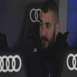 Benzema will start on the bench vs. Bayern Munich