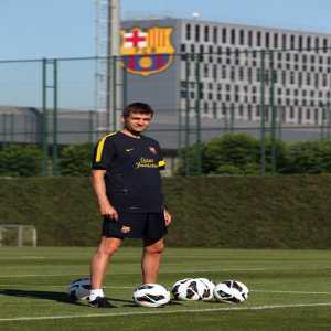 Four years without Tito Vilanova. Your legacy will live on forever.