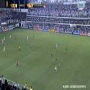 Gabigol (Santos) goal vs. Estudiantes (1-0) [Copa Libertadores]