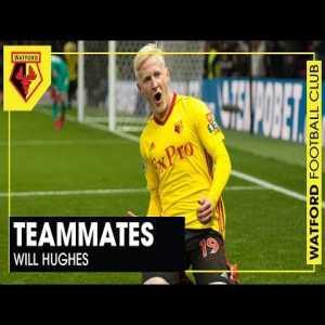 Teammates - Will Hughes