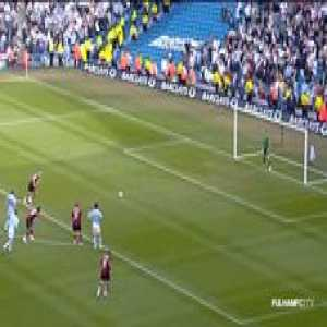 10 years ago today Fulham came back from 2-0 down and relegated at half time to beat Man City 3-2 - starting our great escape and eventual journey to the Europa League Final 2 years later