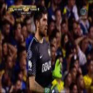 Boca Juniors 0-2 Palmeiras: Lucas Lima
