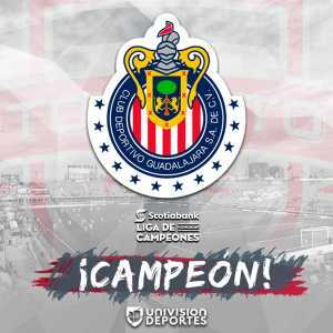 Chivas defeat Toronto FC on penalties to win the CONCACAF Champions League