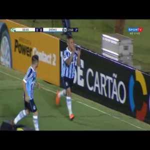 Goiás 0 x 1 Grêmio - Everton