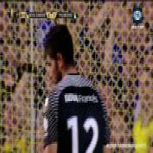 Keno (Palmeiras) goal vs. Boca Juniors (0-1) [Copa Libertadores]