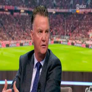 Louis van Gaal: I still get a lot of offers... and now I've had an offer that I think I can't refuse... No, I can't share any more than this.