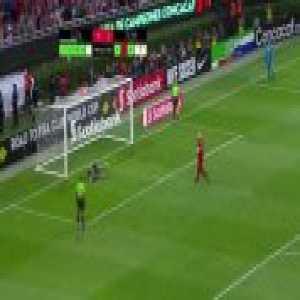 Michael Bradley's Concacaf Champions League Final PK Miss (Chivas vs Toronto FC)