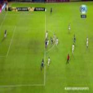 Ramón Ábila (Boca Juniors) incredible miss vs. Palmeiras [Copa Libertadores]