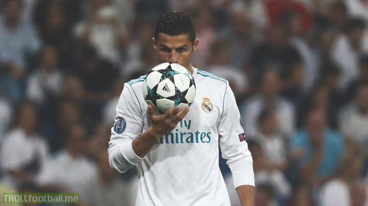 The Champions League has become a simple game. 22 men chase a ball and then at the end, Real Madrid win.