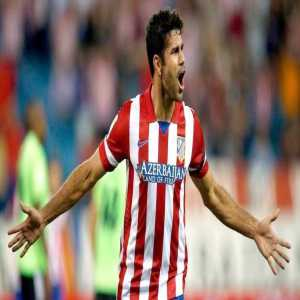 Today, Diego Costa has scored the 7,000 official goal in the history of Atletico de Madrid.