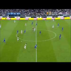 Juventus [3]-1 Bologna - Dybala 69'