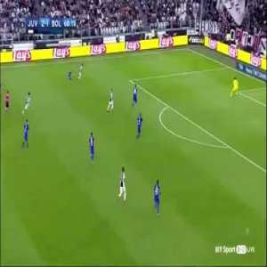 Paulo Dybala Goal - Juventus 3 vs 1 Bologna