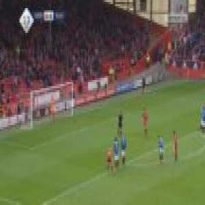 Aberdeen 1-0 Rangers - Kenny McLean penalty