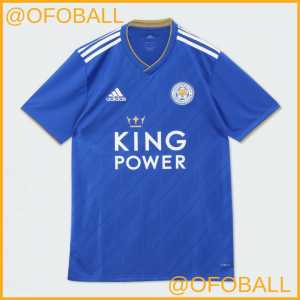 First look at the 2018/2019 Leicester City Kit.
