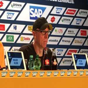 Stöger confirms today's game was his last game as BVB coach