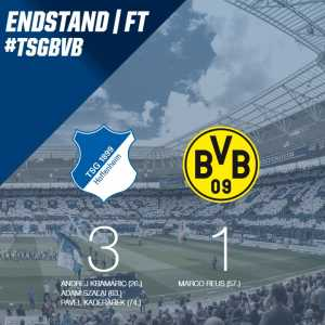 TSG Hoffenheim has qualified for the CL