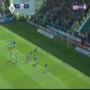 Hibernian 1-0 Rangers - Florian Kamberi penalty