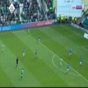 Hibernian 3-0 Rangers - Jamie Maclaren