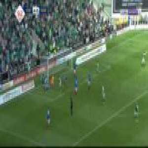 Hibernian [5]-5 Rangers - Jamie Maclaren hat-trick 90'+3'