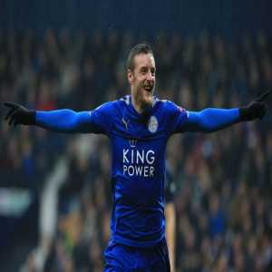 Jamie Vardy Has Won The MOTD Goal Of The Season For His Volley Against West Brom