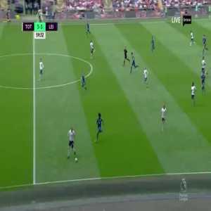 Tottenham [4]-3 Leicester City - Lamela 60'