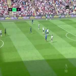 Tottenham 4-[4] Leicester City - Vardy 73'