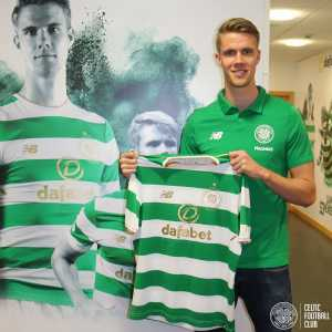 Kristoffer Ajer signs a new four-year contract with Celtic