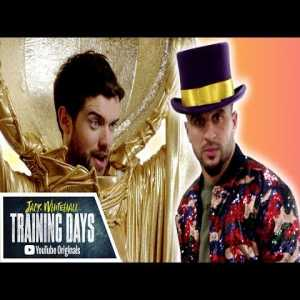 Jack Whitehall: Training Days ft Sterling, Walker and Dele