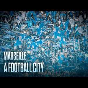 """Marseille a football city"" - Documentary about football in Marseille with Waddle, Gallas, Payet and more."