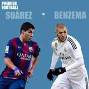 Suarez VS. Benzema: Who is better?