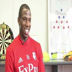 """Abdoulaye Doucouré to L'Équipe - """"Everton? No, that's not a step up for me. If I left Watford to join a club who's not better, that would be disrespectful."""""""
