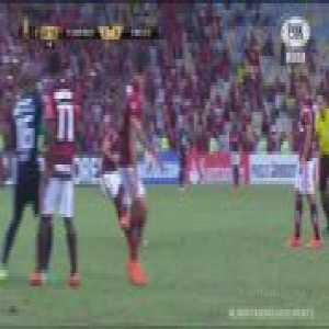 Flamengo 2-0 Emelec: Everton Ribeiro FK
