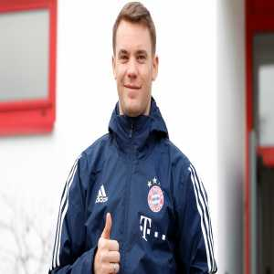 Manuel Neuer returns to Bayern's matchday squad for the cup final tomorrow. His last match was in September 2017.