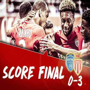 AS Monaco has qualified for the Champions League!