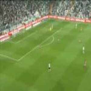 Besiktas [3]-1 Sivasspor - Cyle Larin