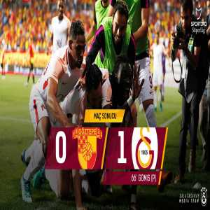 Galatasaray SK are the 2017/18 Süper Lig champions!