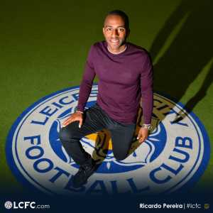 Leicester Sign Ricardo Pereira