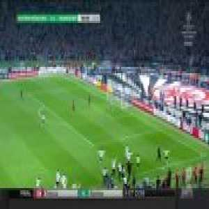 Mijat Gacinovic goal vs. Bayern Munich (1-3)